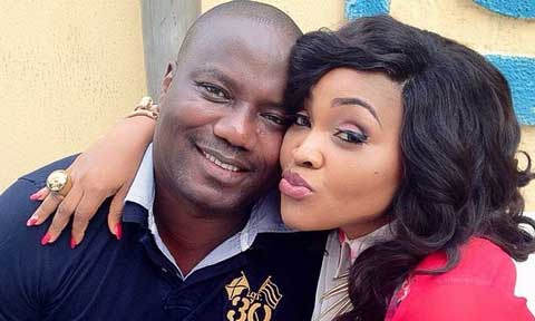 Mercy Aigbe: Most men wouldn't tolerate what I've passed through for 7 years – Husband Lanre Gentry