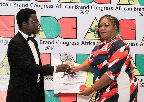 ROSEMARY'S WINS AFRICA'S BEST-IN-CLASS FURNITURE/INTERIOR DECORATION COMPANY 2017