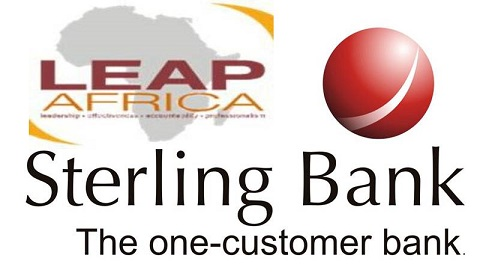 Sterling Bank Partners LEAP Africa To Train SMEs