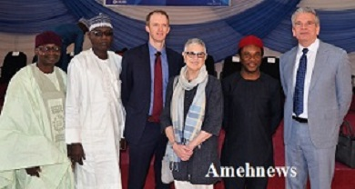 AMCON Wins USAID-ECR Award For Donates To IDPs