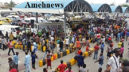 Fuel Queues: Petrol Station Manager Arrested for Products Diversion