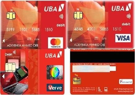UBA Contactless Cards Hit Industry High of Three Million