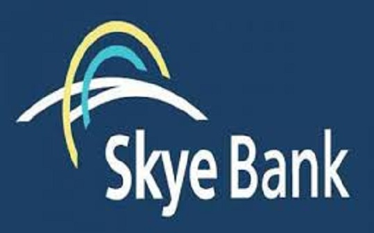 Skye Bank Notifies The NSE of two companies with shareholding above 5 percent