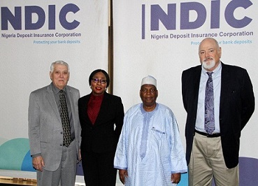 US OFFICE OF TECHNICAL ASSISTANCE COMMENDS NDIC