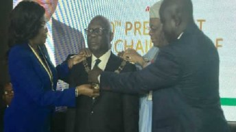 ACCEPTANCE SPEECH BY UCHE MESSIAH OLOWU, THE 20TH PRESIDENT/CHAIRMAN OF COUNCIL, CIBN