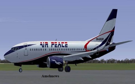 Air Peace receives fifth Embraer regional jet