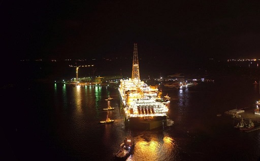 Impacts of $3.3bn Egina FPSO Project on the Nigeria local content