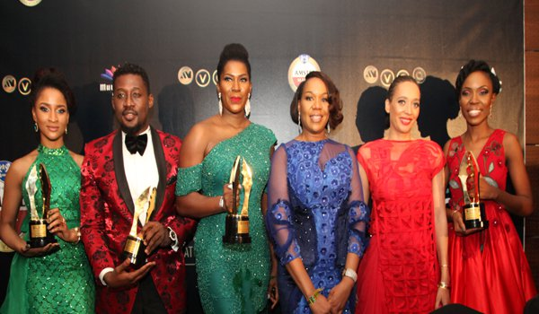 The Gains of Africa Magic Viewers Choice Award to Nigeria