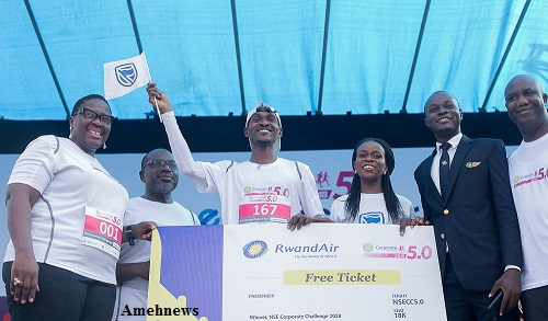 Stanbic IBTC, Vetiva, PZ win big at 5th NSE Corporate Challenge