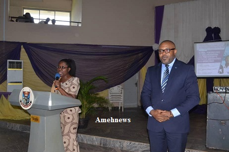 FUTA's DISTINGUISHED LECTURE EARNS EKANEM AN 'GOODWILL AMBASSADORS' APPOINTMENT