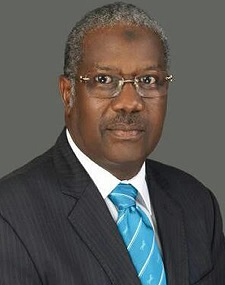 Engr Mansur Ahmed, The new MAN President applauds Dr Frank Jacobs, The outgoing MAN President