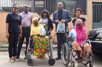 Union Bank Supports the Underprivileged this Festive Season