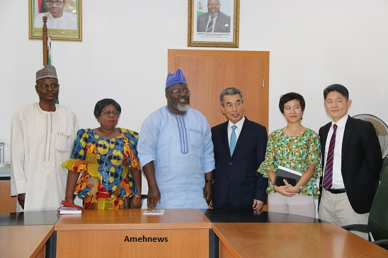 KOREAN EMBASSY LAUDS FG ON ICT SMART CITY