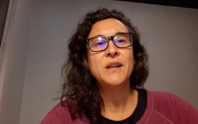 Ana Vidal, Santa Cruz de Tenerife, isla de La Palma