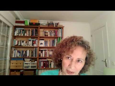 """Isabel Cienfuegos lee su microrrelato """"Felpa enamorada"""""""