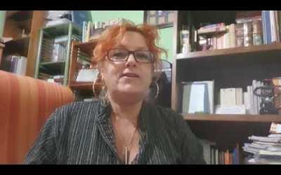"""Nuria Ruíz Fernández. Relato: """"Silencio"""", del libro """"Hombres"""". EDITORIAL: VERSO LIBRE."""