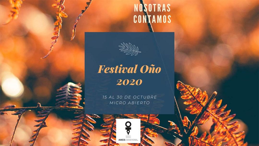 Festival oño 2020 AMEIS