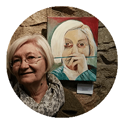 María Marta Guzzetti y Orlando de Virginia Woolf