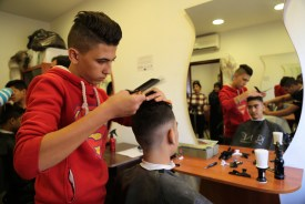 Haircut class in Hay El Sellom, Beirut-Empoering Now!