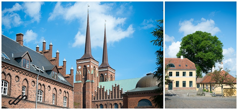 bruiloft in Denemarken Roskilde
