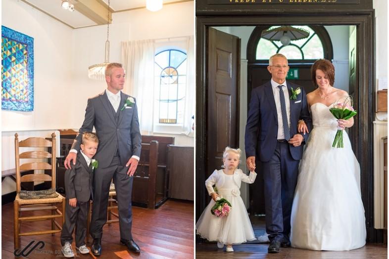 Bruiloft Hervormde Kerk Ameland