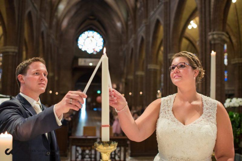 bruiloft bonifatiuskerk Leeuwarden