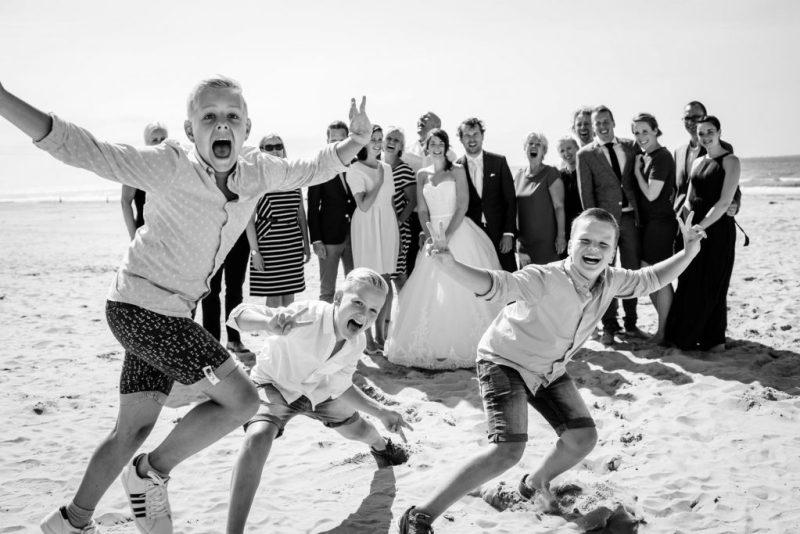 Happiness bruiloft op Ameland