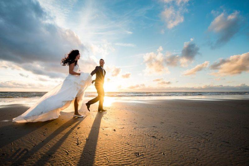 op ameland trouwen