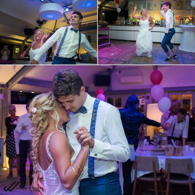 International Wedding op het strand van Ameland