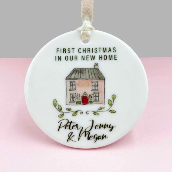 Christmas-New Home-Decoration