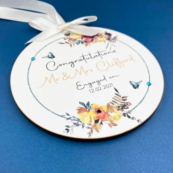 engagement-gift-hanging-plaque