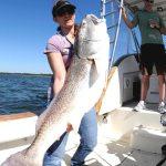 Fall Fishing with Amelia Angler