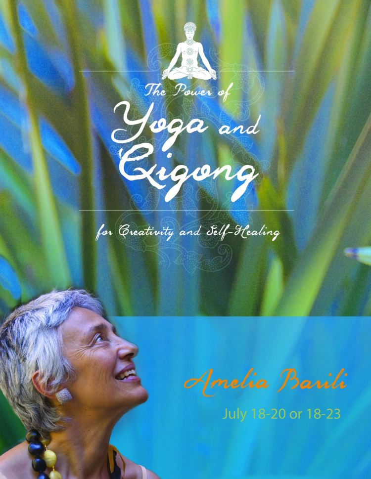 The Power of Yoga and Qigong for Creativity and Self-Healing