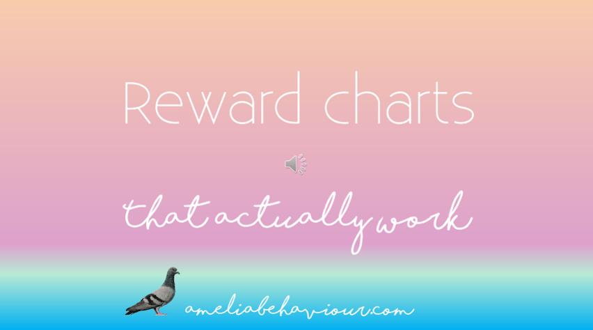 Reward Chart Mini-Challenge MEGA-POST