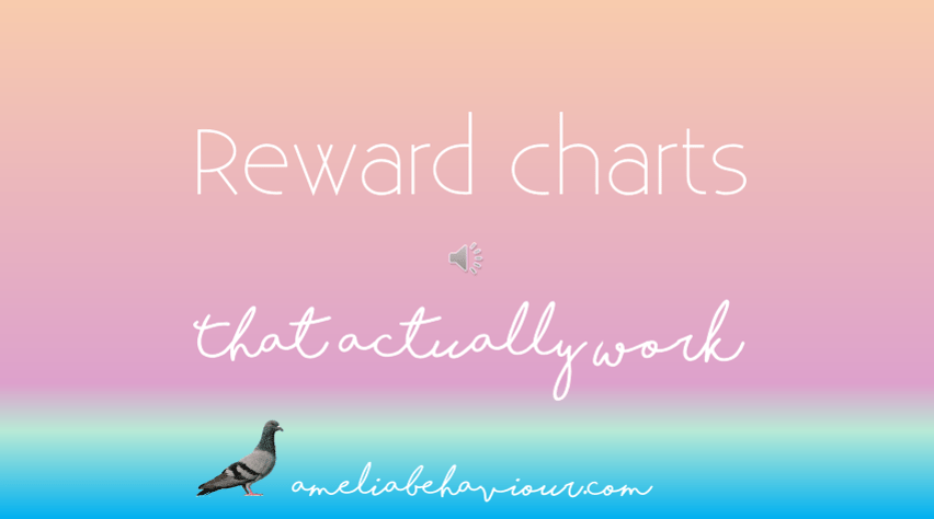 Reward Chart Mini-Challenge MEGA-POST