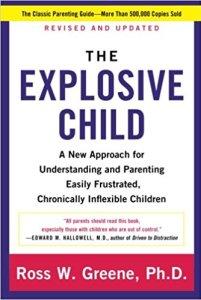 explosive child ross green oppositional defiant disorder