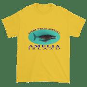 Amelia Island Nursery Ultra Cotton T-Shirt Daisy