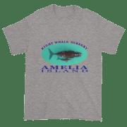 Amelia Island Nursery Ultra Cotton T-Shirt Sport-Grey