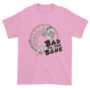 Bad to the Bone Ultra Cotton T-Shirt Light-Pink