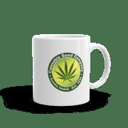 Cannabis Seed Company Mug Handle-on-Right 11oz