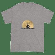 Full Moon Lotus Ultra Cotton T-Shirt Sport-Grey