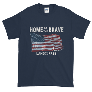 Home of the Brave Land of the Free Navy
