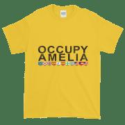 Occupy Amelia Ultra Cotton T-Shirt Daisy