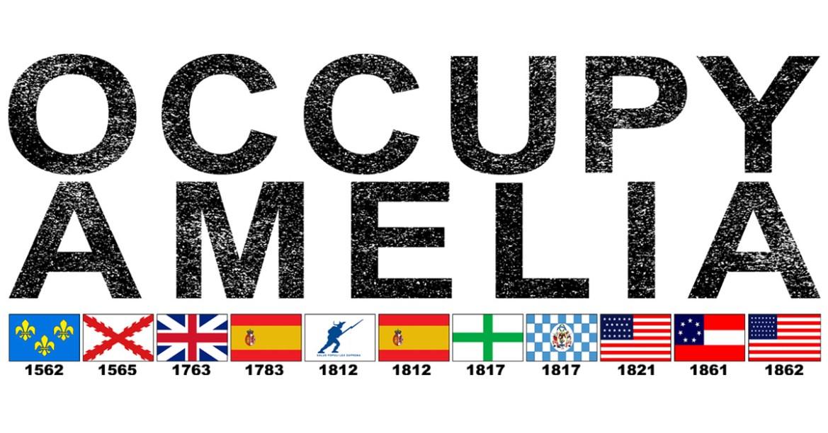 Occupy Amelia Graphic