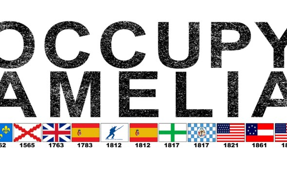 Occupy Amelia Graphic