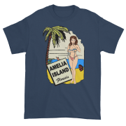 Oops My Bathing Suit Ultra Cotton T-Shirt Blue-Dusk