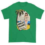 Oops My Bathing Suit Ultra Cotton T-Shirt Irish-Green