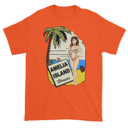 Oops My Bathing Suit Ultra Cotton T-Shirt Orange