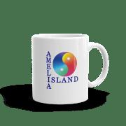 Yin Yang Mug Handle-on-Right 11oz
