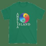 Yin & Yang Ultra Cotton T-Shirt Kelly Green